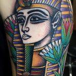 фото тату Сфинкс египет от 29.09.2017 №114 - tattoo sphinx egypt - tatufoto.com
