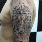 фото тату Сфинкс египет от 29.09.2017 №119 - tattoo sphinx egypt - tatufoto.com