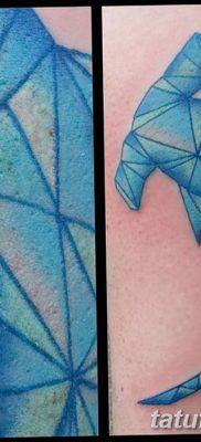 фото тату акула-молот от 25.09.2017 №003 – tattoo hammerhead shark – tatufoto.com