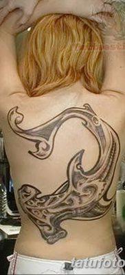 фото тату акула-молот от 25.09.2017 №028 – tattoo hammerhead shark – tatufoto.com