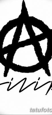фото тату анархия от 05.09.2017 №002 – tattoo anarchy – tatufoto.com