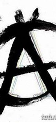 фото тату анархия от 05.09.2017 №003 – tattoo anarchy – tatufoto.com