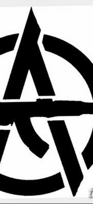 фото тату анархия от 05.09.2017 №025 – tattoo anarchy – tatufoto.com