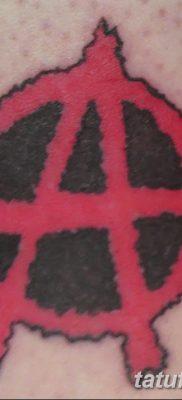 фото тату анархия от 05.09.2017 №029 – tattoo anarchy – tatufoto.com