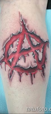 фото тату анархия от 05.09.2017 №041 – tattoo anarchy – tatufoto.com