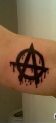фото тату анархия от 05.09.2017 №042 – tattoo anarchy – tatufoto.com