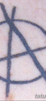 фото тату анархия от 05.09.2017 №048 – tattoo anarchy – tatufoto.com