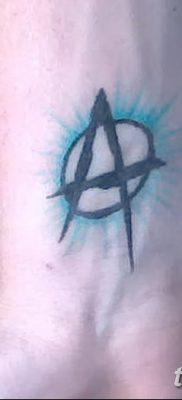 фото тату анархия от 05.09.2017 №051 – tattoo anarchy – tatufoto.com