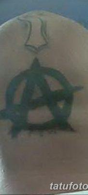 фото тату анархия от 05.09.2017 №055 – tattoo anarchy – tatufoto.com