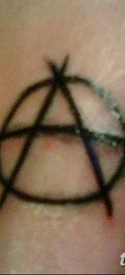 фото тату анархия от 05.09.2017 №058 – tattoo anarchy – tatufoto.com