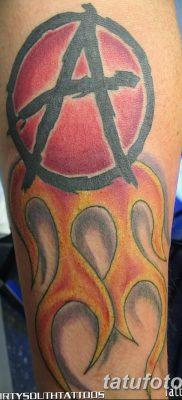фото тату анархия от 05.09.2017 №069 – tattoo anarchy – tatufoto.com