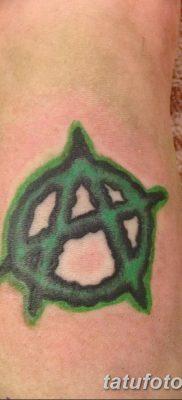 фото тату анархия от 05.09.2017 №070 – tattoo anarchy – tatufoto.com