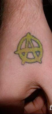 фото тату анархия от 05.09.2017 №070 – tattoo anarchy – tatufoto.com 12311