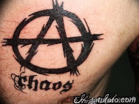 фото тату анархия от 05.09.2017 №076 - tattoo anarchy - tatufoto.com