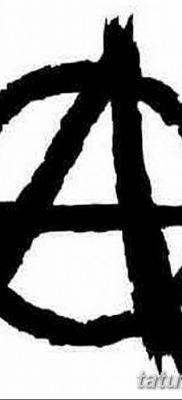 фото тату анархия от 05.09.2017 №078 – tattoo anarchy – tatufoto.com