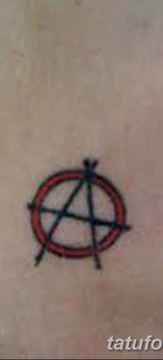 фото тату анархия от 05.09.2017 №082 – tattoo anarchy – tatufoto.com