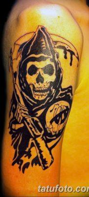 фото тату анархия от 05.09.2017 №093 – tattoo anarchy – tatufoto.com