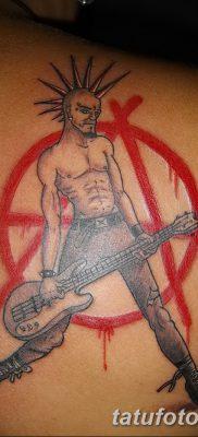 фото тату анархия от 05.09.2017 №095 – tattoo anarchy – tatufoto.com