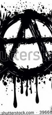 фото тату анархия от 05.09.2017 №096 – tattoo anarchy – tatufoto.com