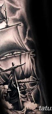 фото тату веселый Роджер от 22.09.2017 №036 – tattoo Jolly Roger – tatufoto.com
