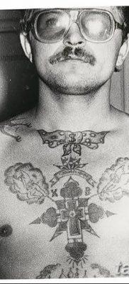 фото тату звезды на плечах от 19.09.2017 №025 – tattoo of a star on the shoul – tatufoto.com