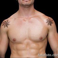 Значение тату звезды на плечах