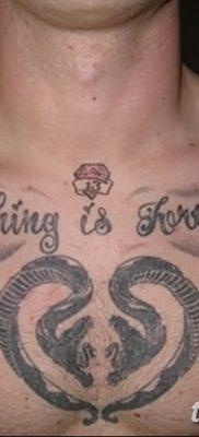 фото тату звезды на плечах от 19.09.2017 №056 – tattoo of a star on the shoul – tatufoto.com