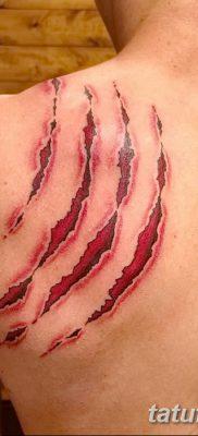 фото тату когти от 13.09.2017 №008 – tattoo claws – tatufoto.com
