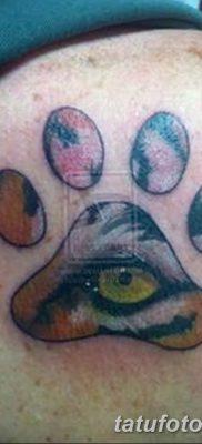 фото тату когти от 13.09.2017 №010 – tattoo claws – tatufoto.com