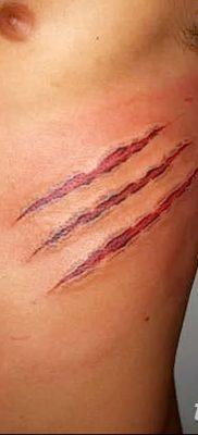 фото тату когти от 13.09.2017 №059 – tattoo claws – tatufoto.com