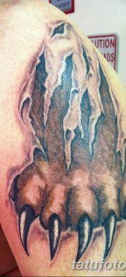 фото тату когти от 13.09.2017 №065 – tattoo claws – tatufoto.com