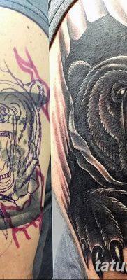 фото тату когти от 13.09.2017 №066 – tattoo claws – tatufoto.com