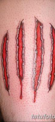 фото тату когти от 13.09.2017 №070 – tattoo claws – tatufoto.com