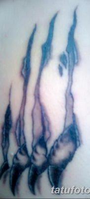 фото тату когти от 13.09.2017 №080 – tattoo claws – tatufoto.com