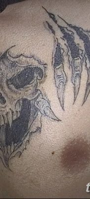 фото тату когти от 13.09.2017 №082 – tattoo claws – tatufoto.com