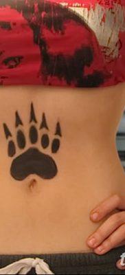 фото тату когти от 13.09.2017 №086 – tattoo claws – tatufoto.com