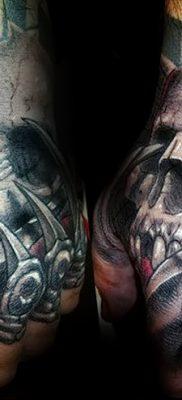 фото тату когти от 13.09.2017 №117 – tattoo claws – tatufoto.com