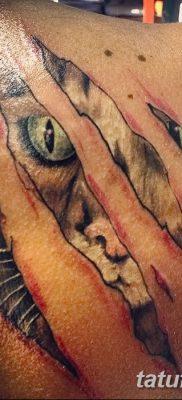фото тату когти от 13.09.2017 №118 – tattoo claws – tatufoto.com