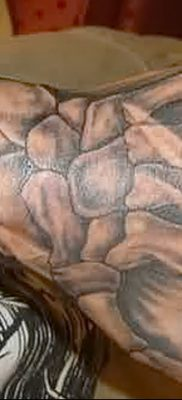фото тату кости от 23.09.2017 №039 – bone tattoo – tatufoto.com