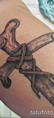 фото тату кости от 23.09.2017 №055 – bone tattoo – tatufoto.com