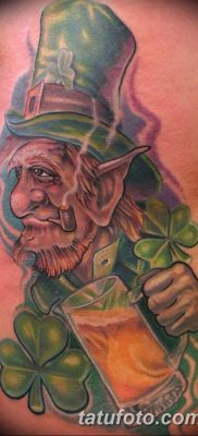 фото тату лепрекон от 15.09.2017 №009 – tattoo leprechaun – tatufoto.com