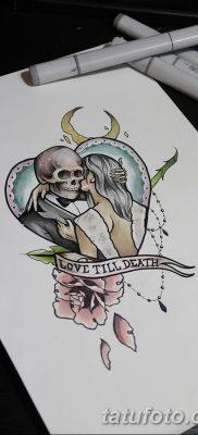 фото тату любовь от 30.09.2017 №058 – tattoo love – tatufoto.com