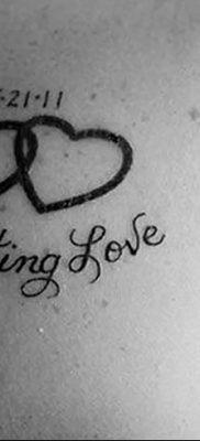 фото тату любовь от 30.09.2017 №067 – tattoo love – tatufoto.com