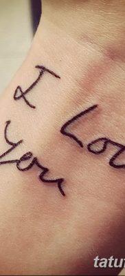 фото тату любовь от 30.09.2017 №147 – tattoo love – tatufoto.com