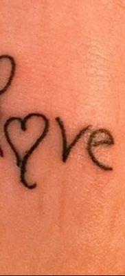 фото тату любовь от 30.09.2017 №148 – tattoo love – tatufoto.com