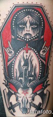 фото тату матрешка от 14.09.2017 №174 – Matryoshka tattoo – tatufoto.com