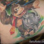 фото тату носорог от 29.09.2017 №094 - rhino tattoo - tatufoto.com