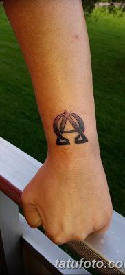фото тату омега от 12.09.2017 №019 – tattoo omega – tatufoto.com