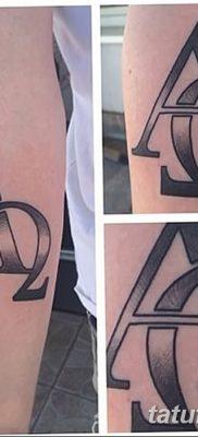 фото тату омега от 12.09.2017 №026 – tattoo omega – tatufoto.com