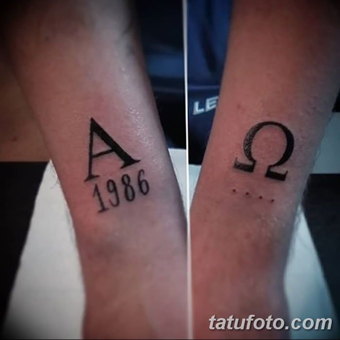 фото тату омега от 12.09.2017 №028 - tattoo omega - tatufoto.com